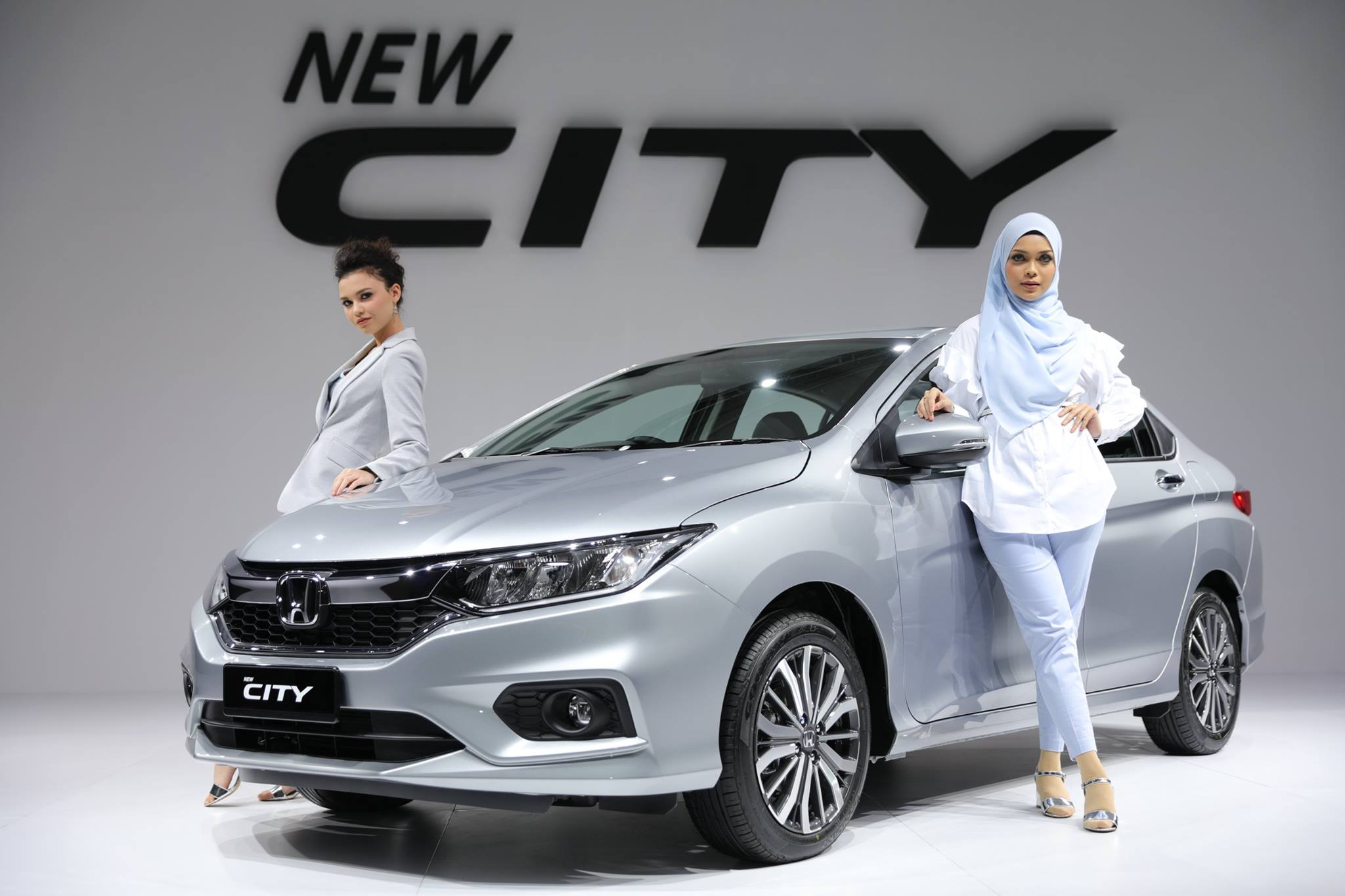 Honda Malaysia Launched The New Honda City (2017) In Malaysia On 2 March  2017 With One Of The Most Popular B Segment Cars In The Country Now  Equipped With ...