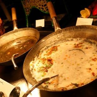 Seafood bubur lambuk! Very flavourful indeed!