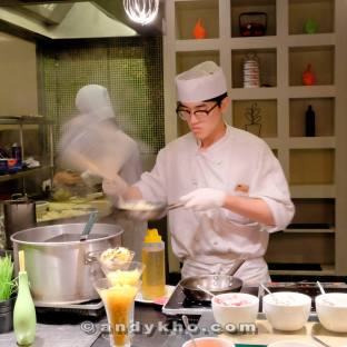 Temptations Buffet Renaissance Hotel KL Andy Kho (11)