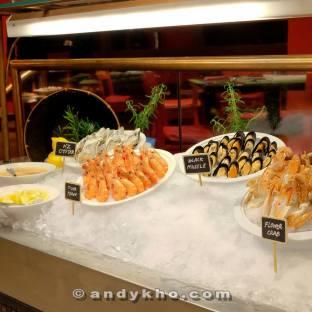 Temptations Buffet Renaissance Hotel KL Andy Kho (3)