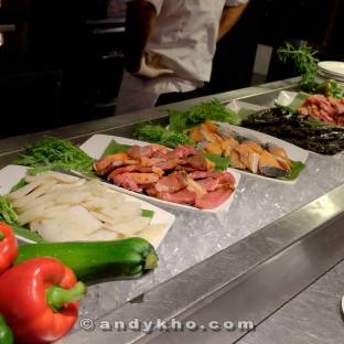 Temptations Buffet Renaissance Hotel KL Andy Kho (9)