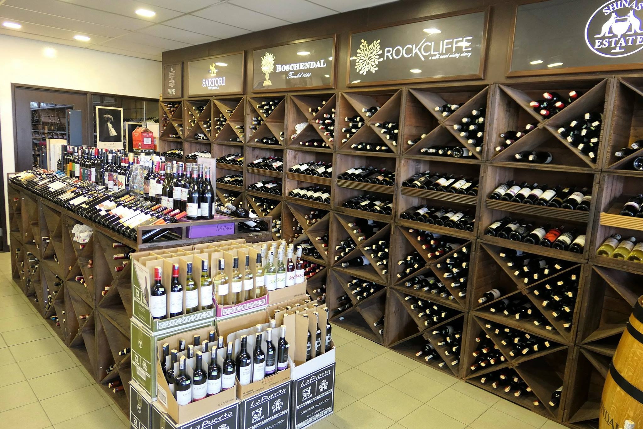 Wine And Dine Night At Cork S Out Wine Shop Taman Tun Dr