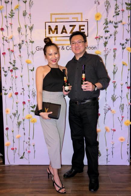 Launch of Maze Gin Bar Menara Lien Ho Tropicana (17)