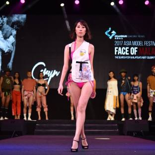 Amber Chia Face of Malaysia Model Search (20)