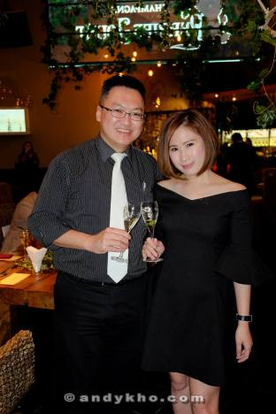 Perrier Jouet Champagne Dinner at Signature The Roof Bandar Utama (2)