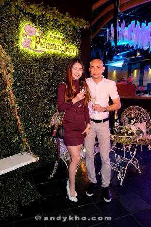 Perrier Jouet Champagne Dinner at Signature The Roof Bandar Utama (5)