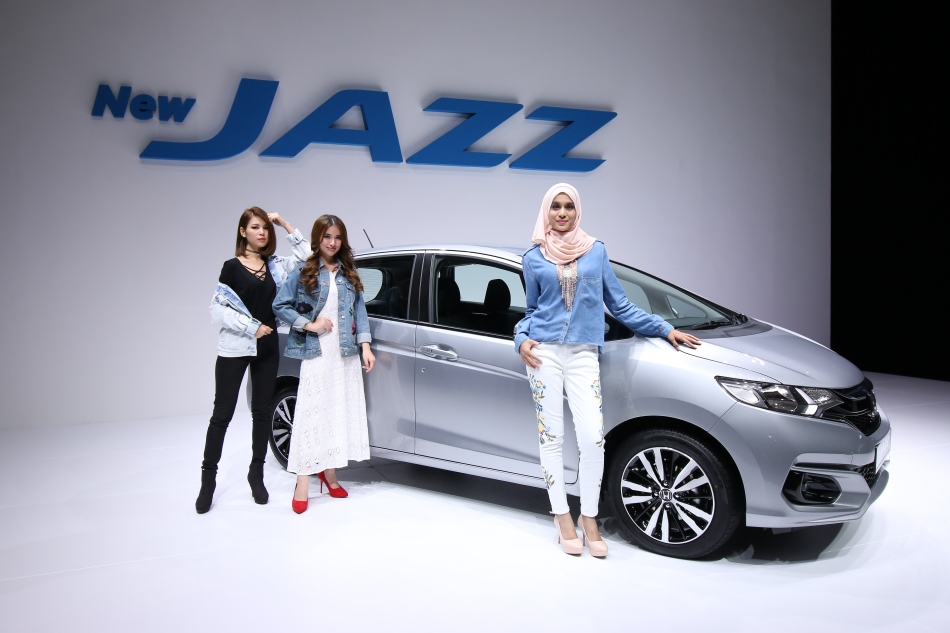 Honda Jazz 2017 launched in Malaysia
