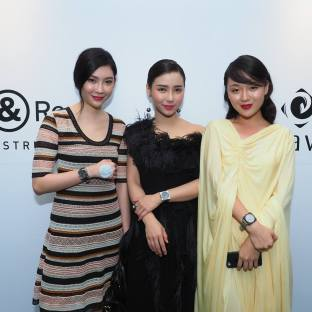 Celebrities at Bell & Ross BR-X2 Tourbillon Micro Rotor Launch Kuala Lumpur (10)