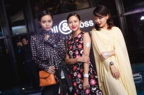 Celebrities at Bell & Ross BR-X2 Tourbillon Micro Rotor Launch Kuala Lumpur (3)
