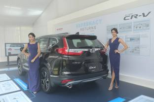 Honda female models (5)