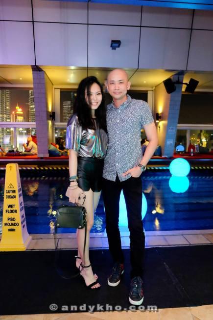 Skybar Traders Hotel Kuala Lumpur Anniversary Party (12)