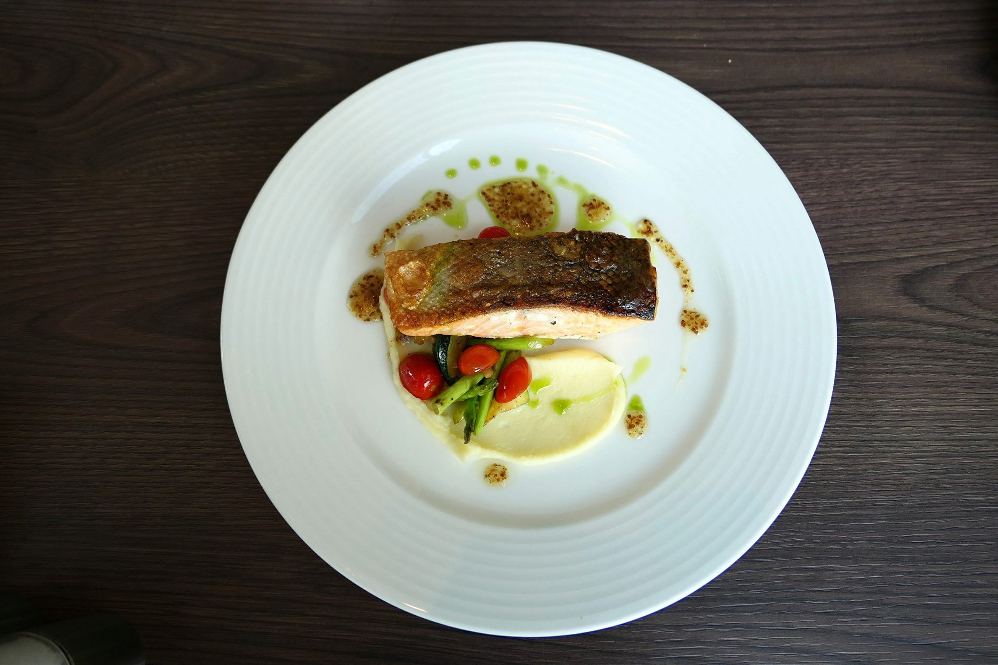 Executive Set Lunch at Gobo Upstairs Lounge & Grill, Traders Hotel Kuala Lumpur