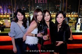 Hennessy VS Launch at Mantra Bar Kuala Lumpur (1)