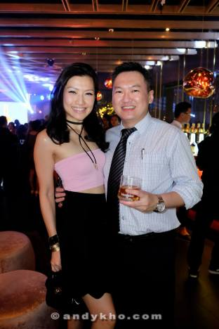 Hennessy VS Launch at Mantra Bar Kuala Lumpur (12)