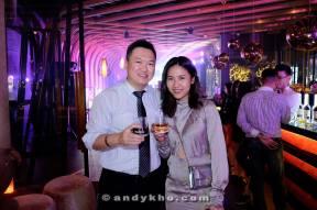 Hennessy VS Launch at Mantra Bar Kuala Lumpur (3)
