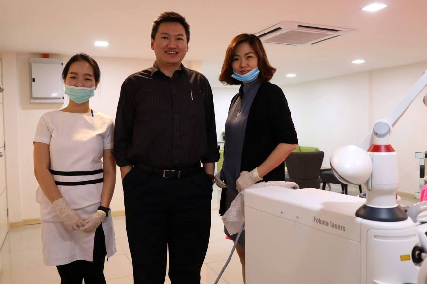 Thanks for having me try this latest treatment Ko Skin Specialist!