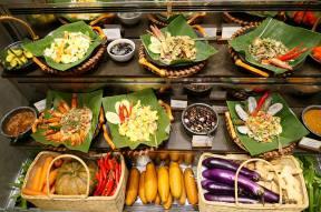 Shangri-La Kuala Lumpur Lemon Garden buffet (6)
