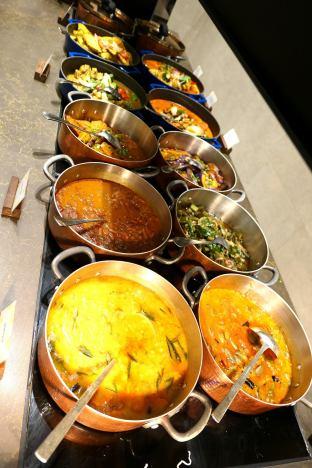 Shangri-La Kuala Lumpur Lemon Garden buffet (7)