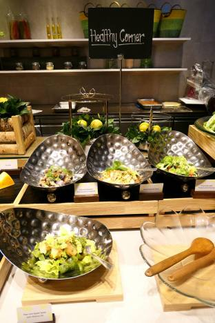 Shangri-La Kuala Lumpur Lemon Garden buffet (8)