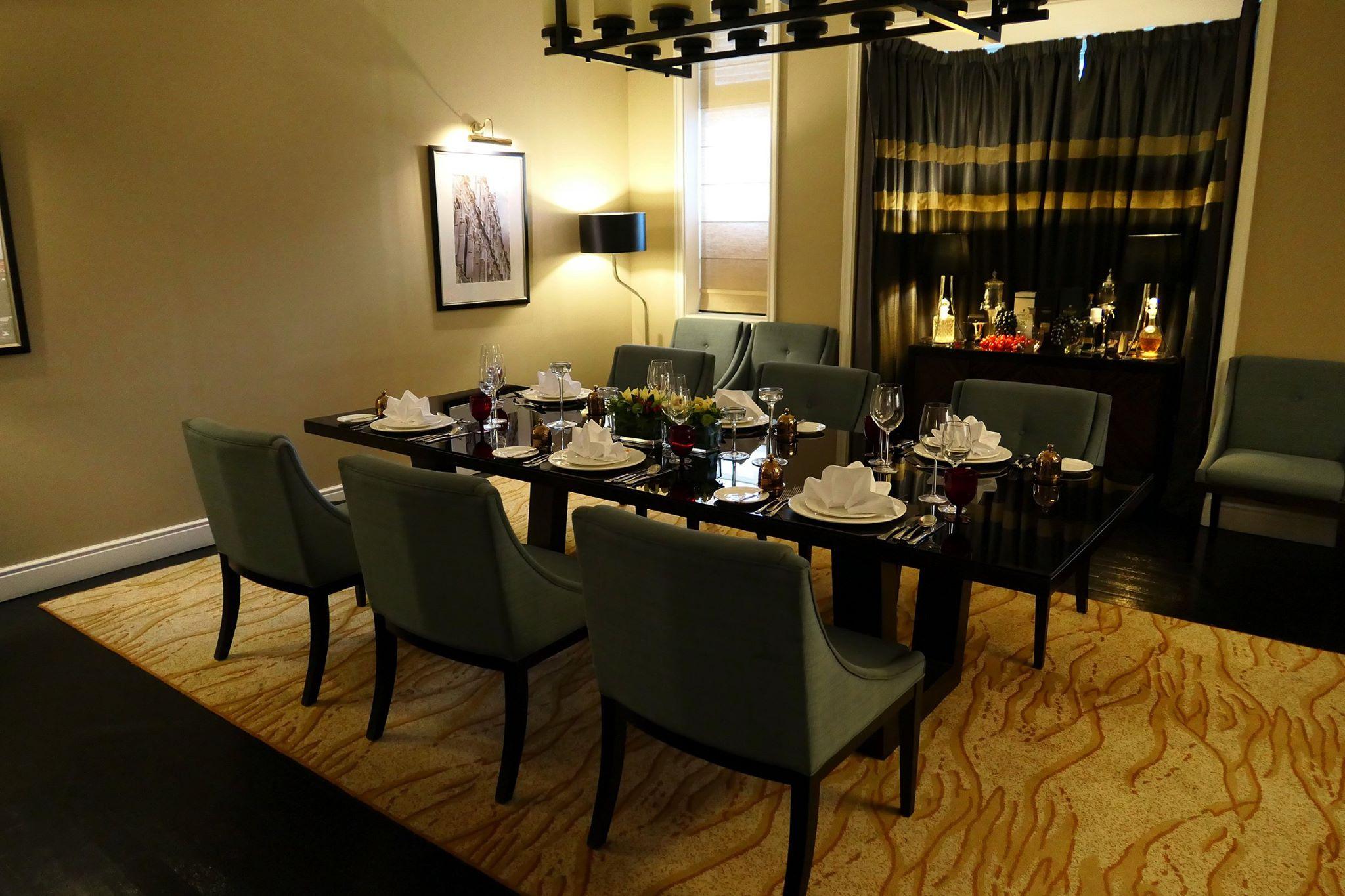 Majestic Hotel Kuala Lumpur Orchid Room