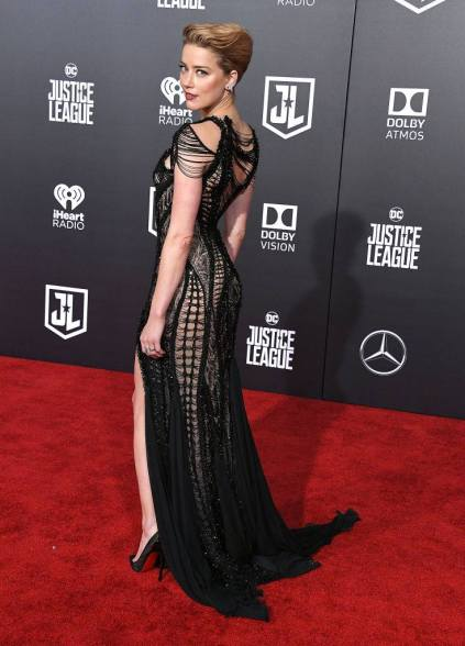 Amber Heard in Versace 02