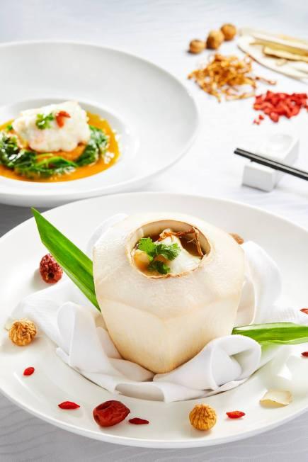 The Westin Kuala Lumpur - Five Sen5es Christmas and New Year Menu