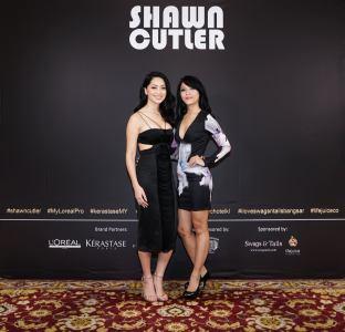 Sarah Lian and friend