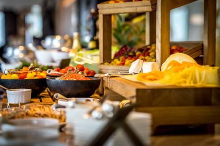 One-Ninety Restaurant - Appetisers Spread