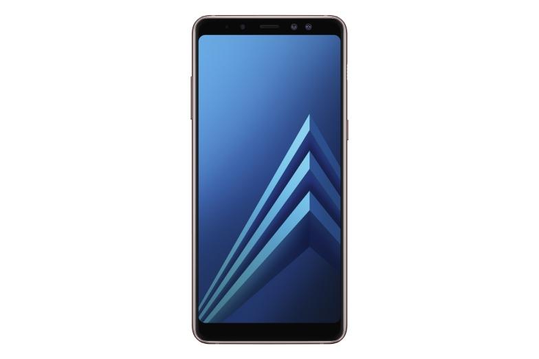Galaxy A8 _blue