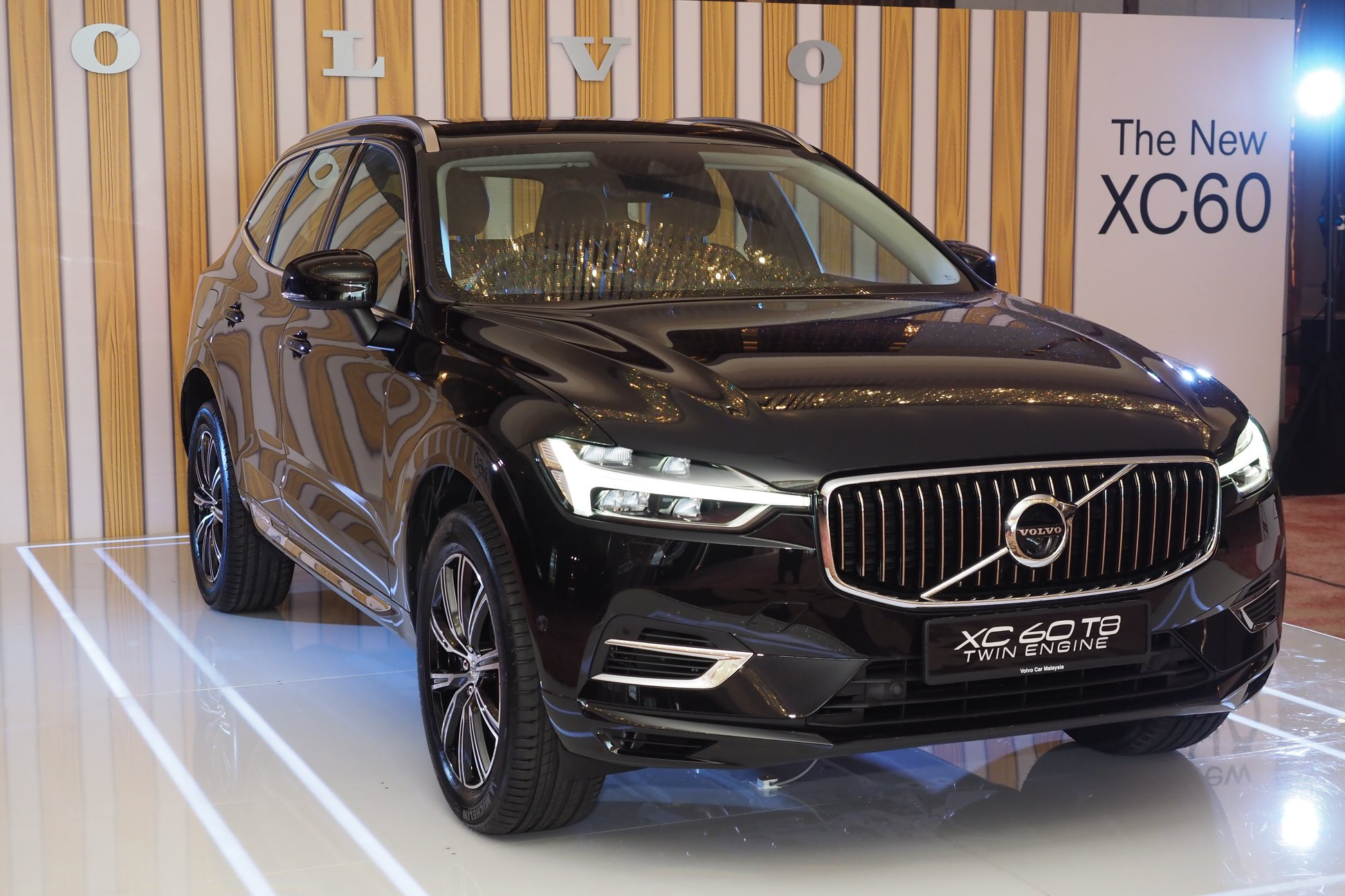 york news volvo in right done suv is new design
