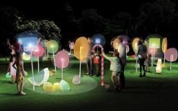 Garden of Sweeties - Artist impression by Francesco Cappuccio