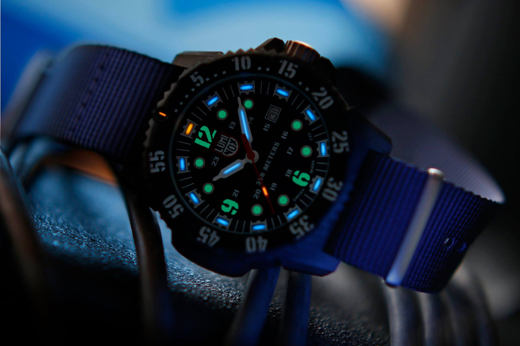 Luminox Master Carbon SEAL – Limited Edition 3803