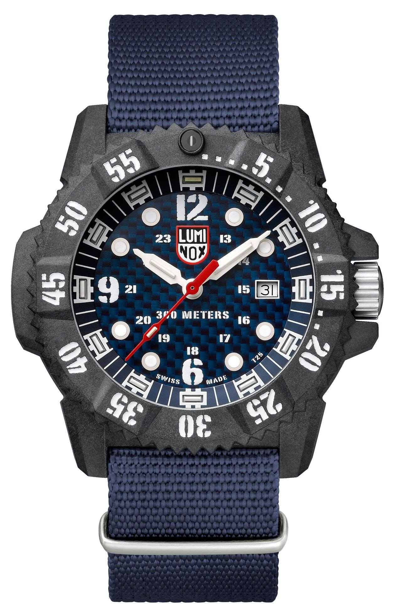 Limited Edition Birthday Collection: Luminox Master Carbon SEAL