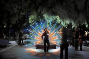 Peacock - Artist impression by Vikas Patil