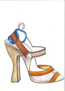 Sketch_Colibrì Shoes