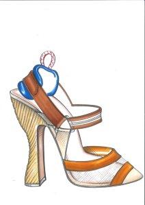 Sketch_Colibrì Shoes