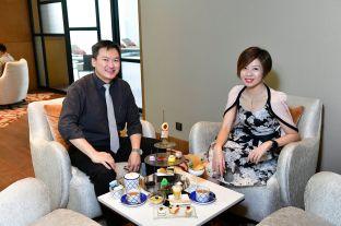 Afternoon Tea at Banyan Tree KL