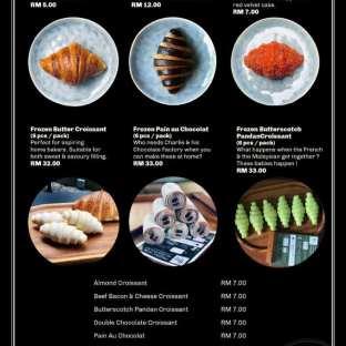 Maison Des Pains Kuala Lumpur Takeaway Delivery Menu 2020 01