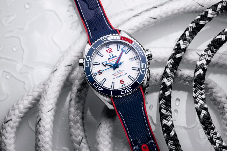 Omega Seamaster America's Cup 2021