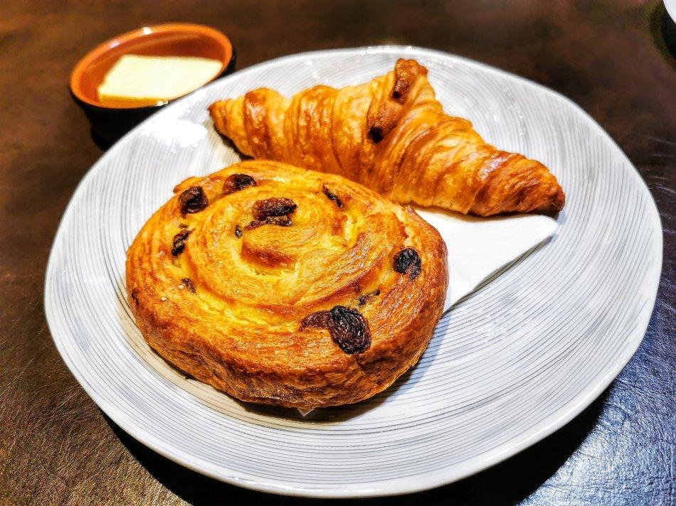 Croissant at Bref by Darren Chin TTDI