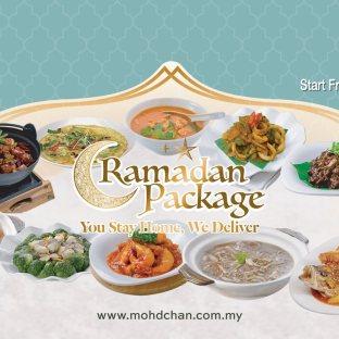 Mohd Chan Selangor Ramadan 2020 Menu