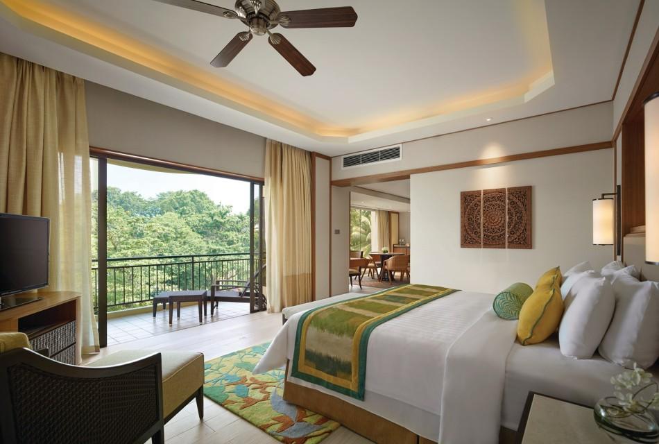 Studio Suite Room Shangri-La's Rasa Sayang Resort & Spa, Penang jpeg
