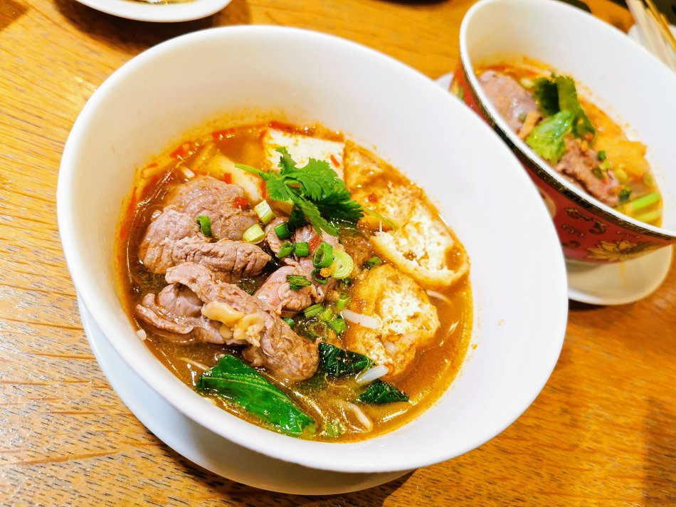 Spicy Wagyu Beef Noodle Soup