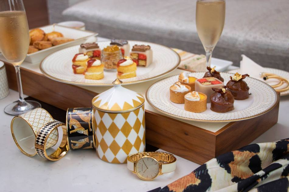 Halcyon Days x Banyan Tree KL British Afternoon Tea