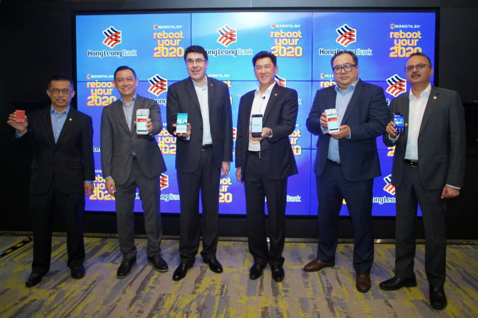Hong Leong Bank Reboots Your 2020 with rewarding Digital Day offerings for customers to continue to embrace the digital lifestyle
