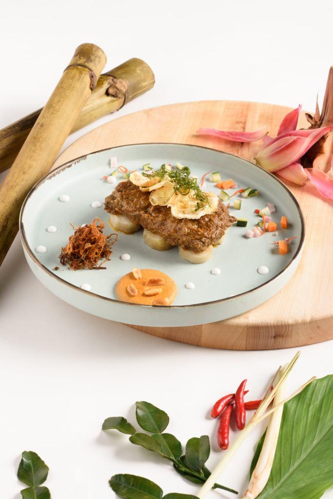 8-Hour Braised Beef Short Rib Rendang