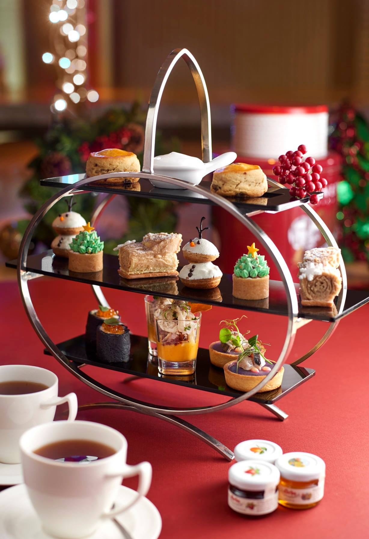 Christmas Joy Afternoon Tea